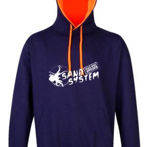 sweatshirts capuche hoodies sérigraphie séries limitée