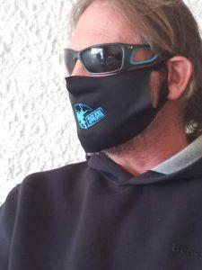 masques visage lavables personnalisables