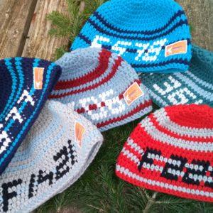 bonnets handmade personnalisés fait main en france