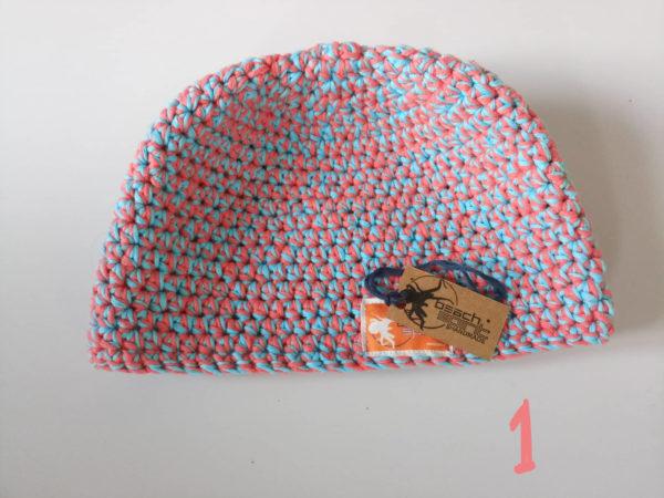 Bonnets coton fait main en France